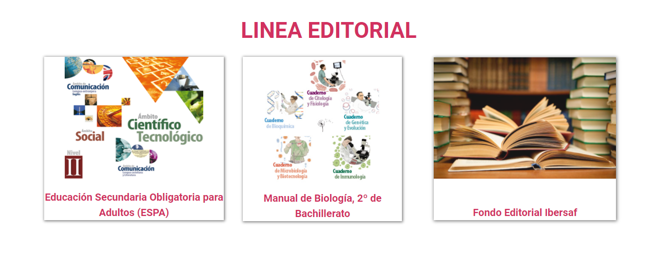 linea editorial ibersaf