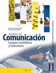 ambito-comunicacion-lengua-castellana-y-literatura-nivel-II