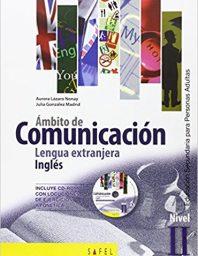 libro educacion adultos comunicación ingles