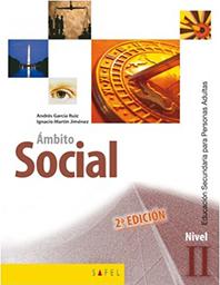 libro ámbito social nivel 2 (espa)